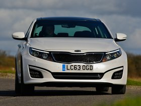 Ver foto 13 de Kia Optima EcoDynamics UK 2014