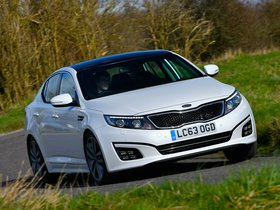 Ver foto 12 de Kia Optima EcoDynamics UK 2014
