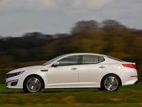 Ver foto 10 de Kia Optima EcoDynamics UK 2014