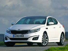 Ver foto 8 de Kia Optima EcoDynamics UK 2014