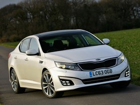 Ver foto 7 de Kia Optima EcoDynamics UK 2014