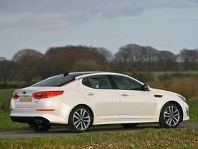 Ver foto 6 de Kia Optima EcoDynamics UK 2014