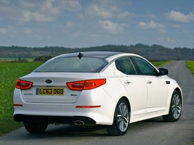Ver foto 5 de Kia Optima EcoDynamics UK 2014