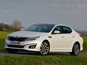 Ver foto 1 de Kia Optima EcoDynamics UK 2014