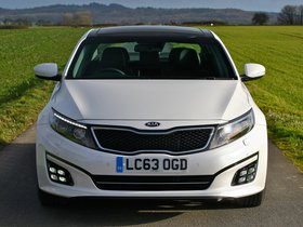 Ver foto 16 de Kia Optima EcoDynamics UK 2014