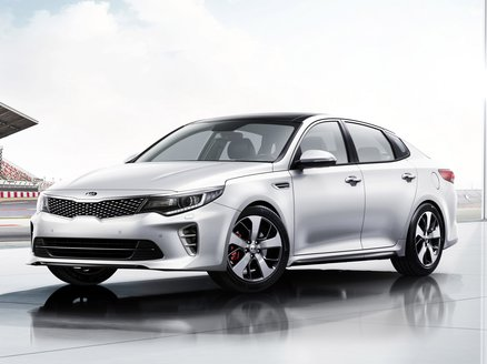 Kia Optima 1.7crdi Eco-dynamics Business