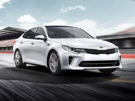 Fotos de Kia Optima GT 2016