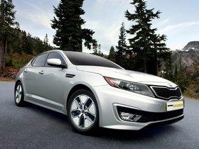 Ver foto 11 de Kia Optima Hybrid 2011