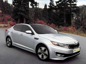 Ver foto 9 de Kia Optima Hybrid 2011