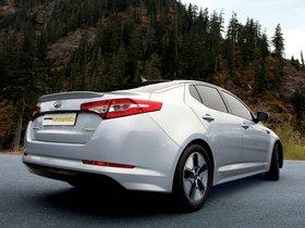 Ver foto 8 de Kia Optima Hybrid 2011