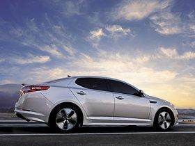 Ver foto 7 de Kia Optima Hybrid 2011
