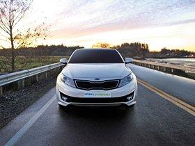 Ver foto 6 de Kia Optima Hybrid 2011