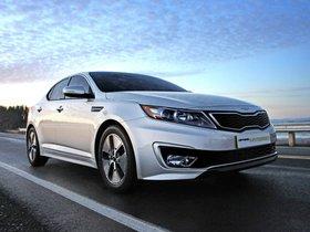 Ver foto 5 de Kia Optima Hybrid 2011