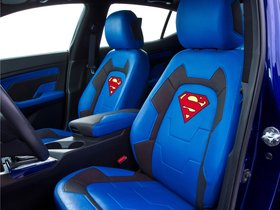 Ver foto 4 de Kia Optima Hybrid Inspired by Superman 2013