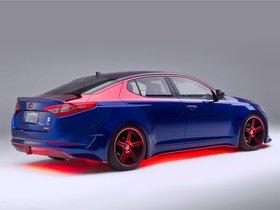 Ver foto 3 de Kia Optima Hybrid Inspired by Superman 2013