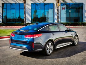 Ver foto 7 de Kia Optima Hybrid USA 2016
