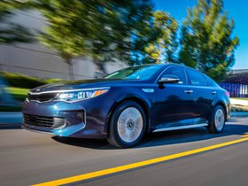 Ver foto 6 de Kia Optima Hybrid USA 2016