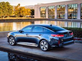 Ver foto 5 de Kia Optima Hybrid USA 2016
