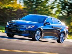 Ver foto 3 de Kia Optima Hybrid USA 2016