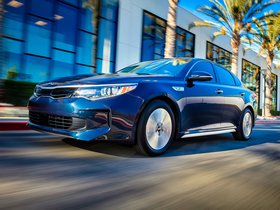 Ver foto 2 de Kia Optima Hybrid USA 2016