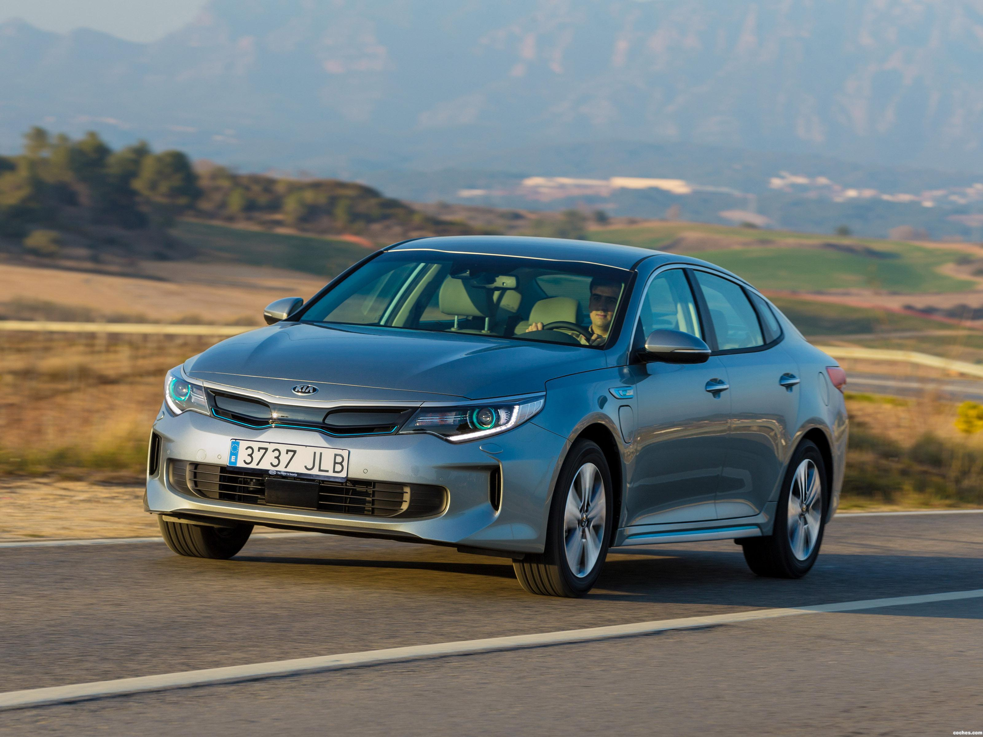 Foto 0 de Kia Optima Plug In Hybrid 2016