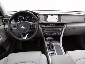 Ver foto 24 de Kia Optima Plug In Hybrid 2016