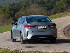 Ver foto 15 de Kia Optima Plug In Hybrid 2016
