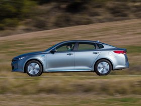 Ver foto 13 de Kia Optima Plug In Hybrid 2016