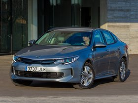 Ver foto 12 de Kia Optima Plug In Hybrid 2016