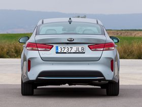 Ver foto 11 de Kia Optima Plug In Hybrid 2016