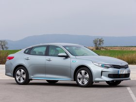 Ver foto 10 de Kia Optima Plug In Hybrid 2016