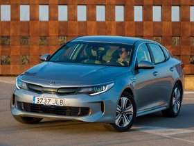 Ver foto 9 de Kia Optima Plug In Hybrid 2016