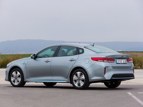 Ver foto 7 de Kia Optima Plug In Hybrid 2016