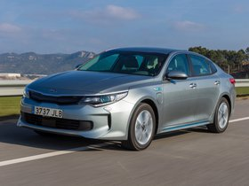 Ver foto 6 de Kia Optima Plug In Hybrid 2016