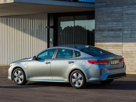 Ver foto 4 de Kia Optima Plug In Hybrid 2016