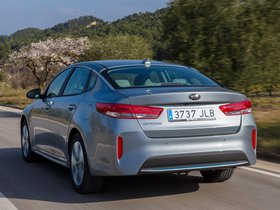 Ver foto 2 de Kia Optima Plug In Hybrid 2016