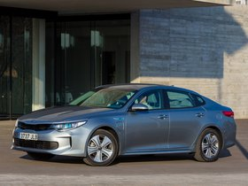 Ver foto 18 de Kia Optima Plug In Hybrid 2016