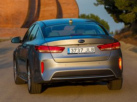 Ver foto 17 de Kia Optima Plug In Hybrid 2016