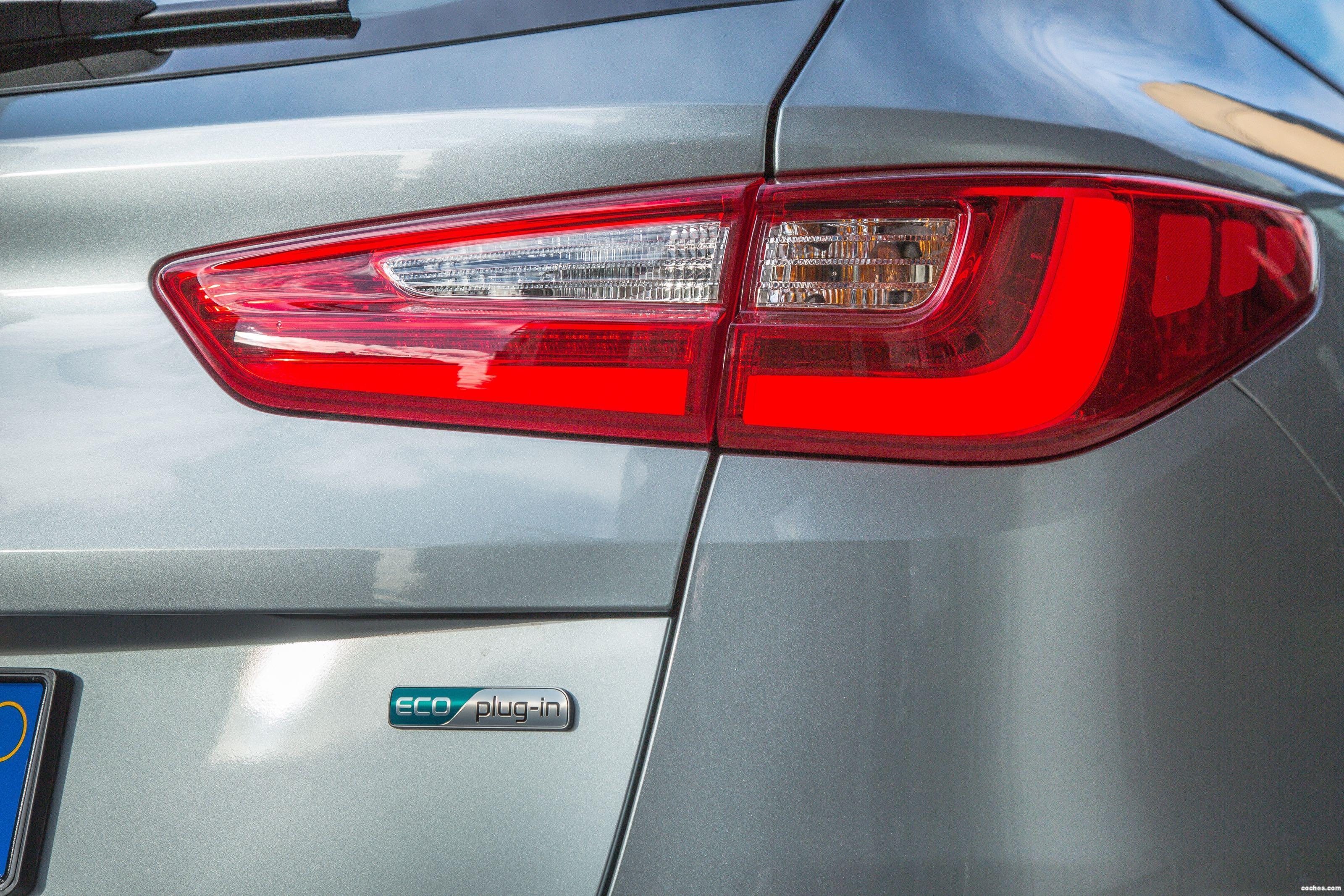 Foto 21 de Kia Optima Sportswagon Plug-In Hybrid 2017