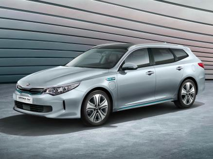 Kia Optima Sw 2.0 Gdi Phev