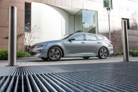 Ver foto 25 de Kia Optima Sportswagon Plug-In Hybrid 2017