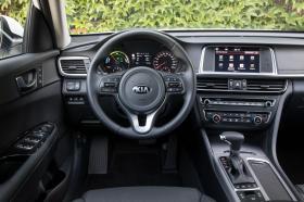 Ver foto 17 de Kia Optima Sportswagon Plug-In Hybrid 2017
