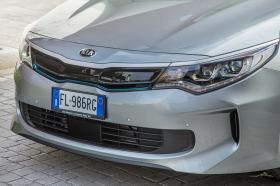 Ver foto 31 de Kia Optima Sportswagon Plug-In Hybrid 2017