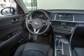 Ver foto 16 de Kia Optima Sportswagon Plug-In Hybrid 2017