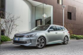 Ver foto 39 de Kia Optima Sportswagon Plug-In Hybrid 2017