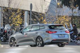 Ver foto 26 de Kia Optima Sportswagon Plug-In Hybrid 2017