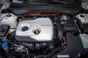 Ver foto 21 de Kia Optima Sportswagon Plug-In Hybrid 2017