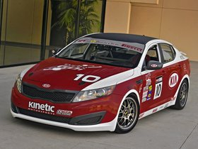 Ver foto 3 de Kia Optima SX World Challenge GTS Race Car 2011