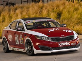 Fotos de Kia Optima SX World Challenge GTS Race Car 2011