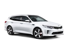 Fotos de Kia Optima Sportswagon GT 2016